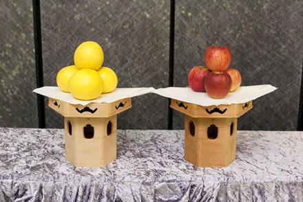 祭壇用果物<br/>(1対)